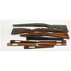 Various Wood Stocks