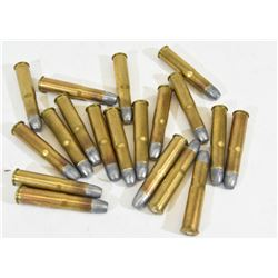 18 Rnds. 43 Mauser Ammo