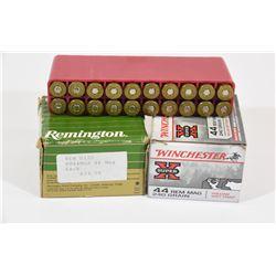 57 Rnds. 44 Rem Mag Ammo