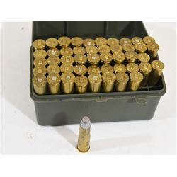 48 Rnds. 45 - 75 Black Powder Ammo