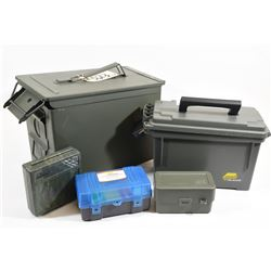 Box Lot Storage Cases