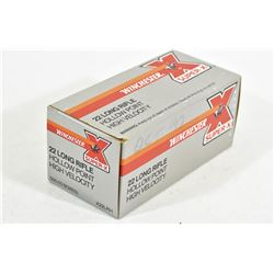500 Rnds Winchester 22LR