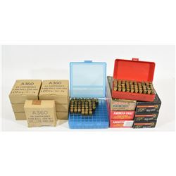 701 Rnds 9mm Luger Military, Factory & Reloads