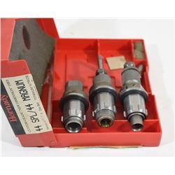 Hornady Die Set 44 Spl/ 44 Magnum