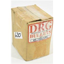 DRG Bullets 45 - 200g - SWC