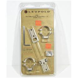 Leupold Scope Rings & Leupold Base