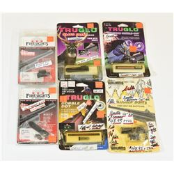 Box Lot Gun Sights