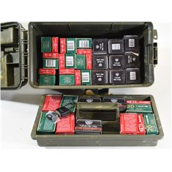 Factory 7.62 x 39 in ammo can