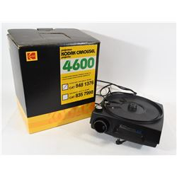 Kodak Carousel 850 Projector & Accessories