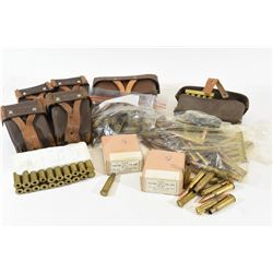 7.62x54R Ammunition and Brass