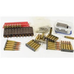 308 Millitary Ammunition and Brass