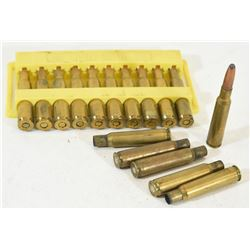 7mm Mauser Ammunition and Brass
