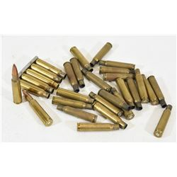 7.5x55 & 7x55 Ammunition and Brass