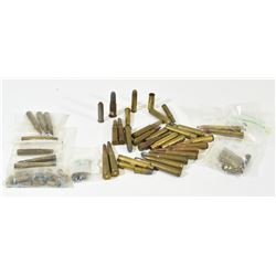 Miscellaneous Collector's Ammunition and Brass