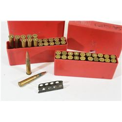 303 Brittish Ammunition and Brass