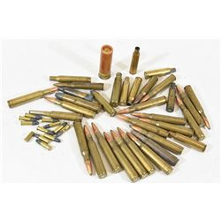 Miscellaneous Ammo and Brass Lot