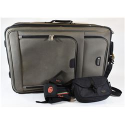 Delsy Large Travel Suitcase