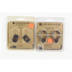 Leupold Base & Rings