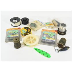 Mixed Bag of Fishing Accessories