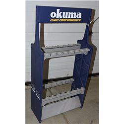 Okuma Fishing Rod Rack