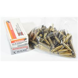 30-30 Win Ammo and Brass