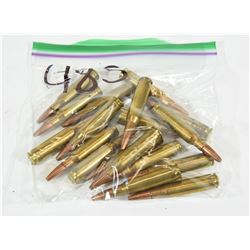 7mm-08 Ammunition