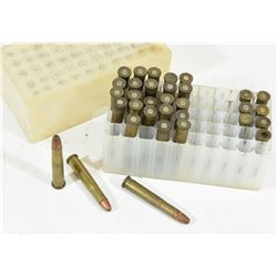 25-20 Ammo and Brass