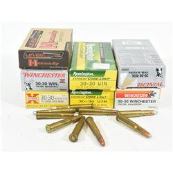 30-30 Ammo & Brass