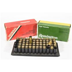 55 Rounds 45 Colt Reloads & Some Brass
