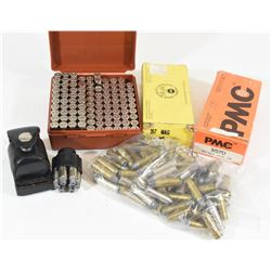 Box Lot 38/357 - 184 Rounds Reloads
