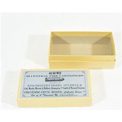 Collector 44/40 WCF Box
