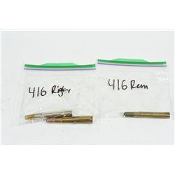 416 Ammunition