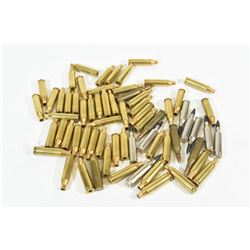 243 Win Ammunition and Brass