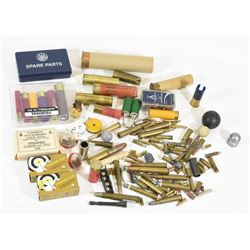 Vintage Collector's Ammo Lot