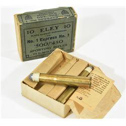 Eley Collector Ammo