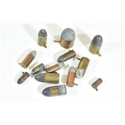 Collectible Pinfire Ammo