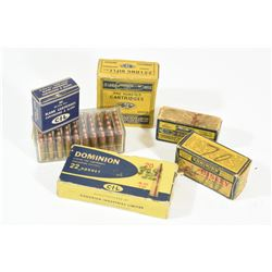 Collectible Ammo/Boxes