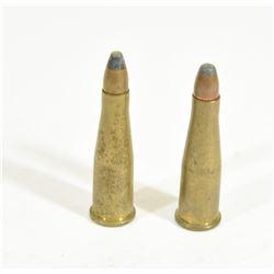 22 Rem Jet Ammunition