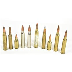 Magnum Rifle Ammunition