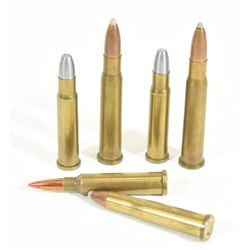 Small Caliber Rifle Ammunition