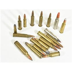 Assorted Rifle Ammunition