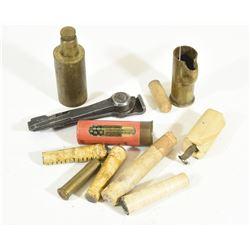 Vintage Ammo & Tools