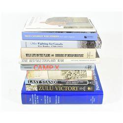 Box Lot of War Books