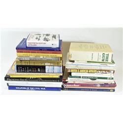 Box Lot of Gun Books