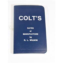 Colt's Book