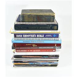 Box Lot Of Books & Magazines