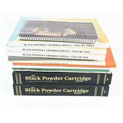 Box Lot Ammunition Books