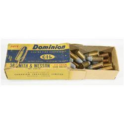 38S&W Ammunition