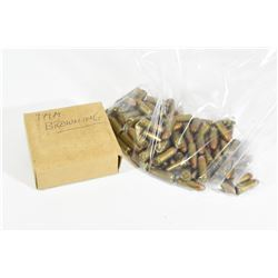9mm Browning Ammunition