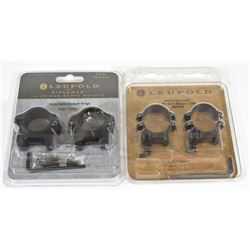 Leupold Scope RingMounts